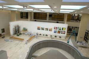 The Elizabeth W. Williams Gallery at NTID RIT